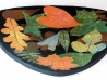 triangle leaf dish